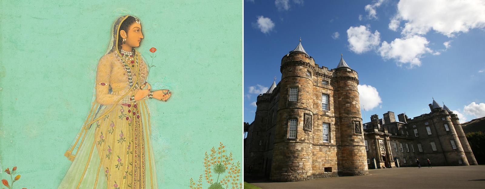 Eastern Encounters & Palace of Holyroodhouse