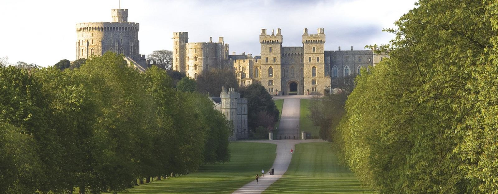 Windsor Castle. Photographer: Edward Staines